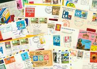 Lufthansa 52 first flight envelopes