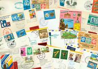Lufthansa 37 first flight envelopes