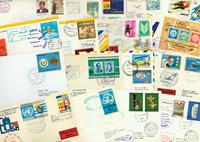Lufthansa 34 first flight envelopes