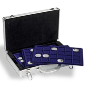 Coin case CARGO L 6 for 198 coins, incl. 6 coin trays, from Lighthouse / Le