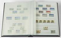 Indstiksbog - Sort - str. A4 - 64 hvide sider - Delt - Ikke-polstret indbin