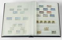 Indstiksbog - Sort - str. A4 - 32 hvide sider - Ikke-polstret indbinding