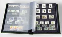 Indstiksbog - Grøn - str. A4 - 32 sorte sider - Ikke-polstret indbinding