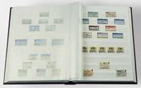 Insteekboek - Groen - A5 - 16 witte bladzijden - ongewatteerde band