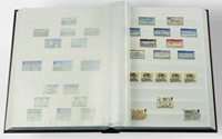 Indstiksbog - Rød - str. A5 - 16 hvide sider - Ikke-polstret indbinding