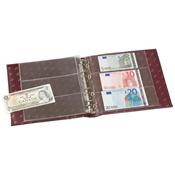 NUMIS banknote albums - Blue - Lighthouse / Leuchtturm