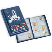 Taskukansio euro-kolikoille