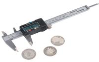 Digital Calliper, 0-150 mm Incl.batteri