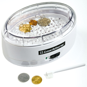 Vibration Cleaner for coins