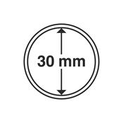 Leuchtturm møntkapsler - Indre Ø: 30 mm - Ydre Ø: 35 mm - 10 stk.