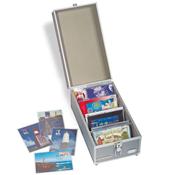 Collector Case CARGO for postcards or Coin sets