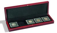Mønt-etuier Volterra til 5 Quadrum-møntkapsler