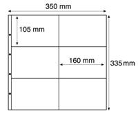 Maximum lommer MAX 2C, klare Pakke med 5 stk.