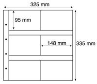 Maximum lommer MAX 5W, hvide Pakke med 5 stk.