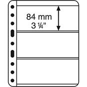 Vario plus kort - 3 Striber - Pakke med 5 stk