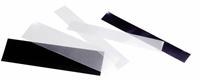 Klemlomme - Striber til blokke - Glasklar - 217 x 72 - 10 stk.