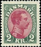Danmark - AFA nr.151 - Chr. X 1925-26 - Postfrisk