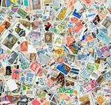 Danmark - Frimærkepakke - 1050 forskellige