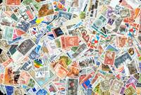 Denmark - Stamp packet - 852 different
