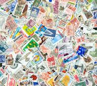 Denmark - Stamp packet - 547 different