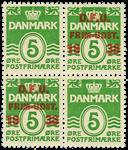 Danmark 1938 - AFA nr. 245,199a - Postfrisk