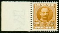 Denmark - AFA no. 59 - Letter Press