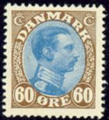 Denmark letter press AFA no. 107