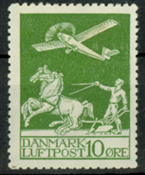 Denmark - Letterprint AFA no. 144
