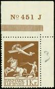 Danmark - Bogtryk - AFA nr. 182