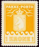 Grønland - Pakkeporto - AFA nr. 14