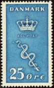 Danmark - AFA nr. 180 - Bogtryk