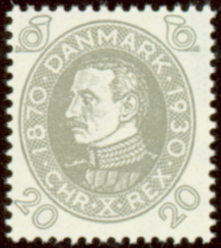 Danmark - Bogtryk - AFAf nr. 191