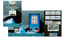 Greenland - Year pack 1998