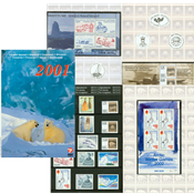 Grønland - Årsmappe 2001