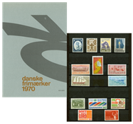 Denmark - Year pack 1970