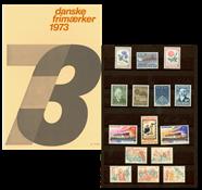 Danmark - Årsmappe 1973