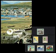 Faroe Islands - Year pack 1979