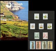 Faroe Islands - Year pack 1980