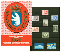 Greenland - Year pack 1979