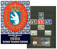 Greenland - Year pack 1980
