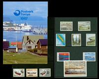 Faroe Islands - Year pack 1987