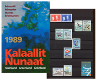 Greenland - Year pack 1989