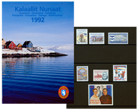 Greenland - Year pack 1992