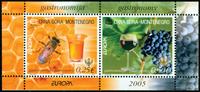 Montenegro Europa miniark nr.1