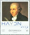 Østrig - Haydn - Postfrisk frimærke