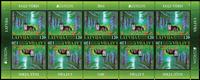 Letland - Europa 2011 - Postfrisk ark