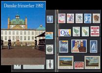 Danmark - Årsmappe 1992