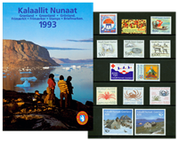 Greenland - Year pack 1993