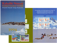 Greenland - Year pack 1994