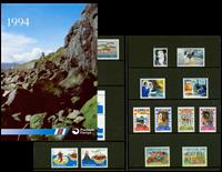 Faroe Islands - Year pack 1994